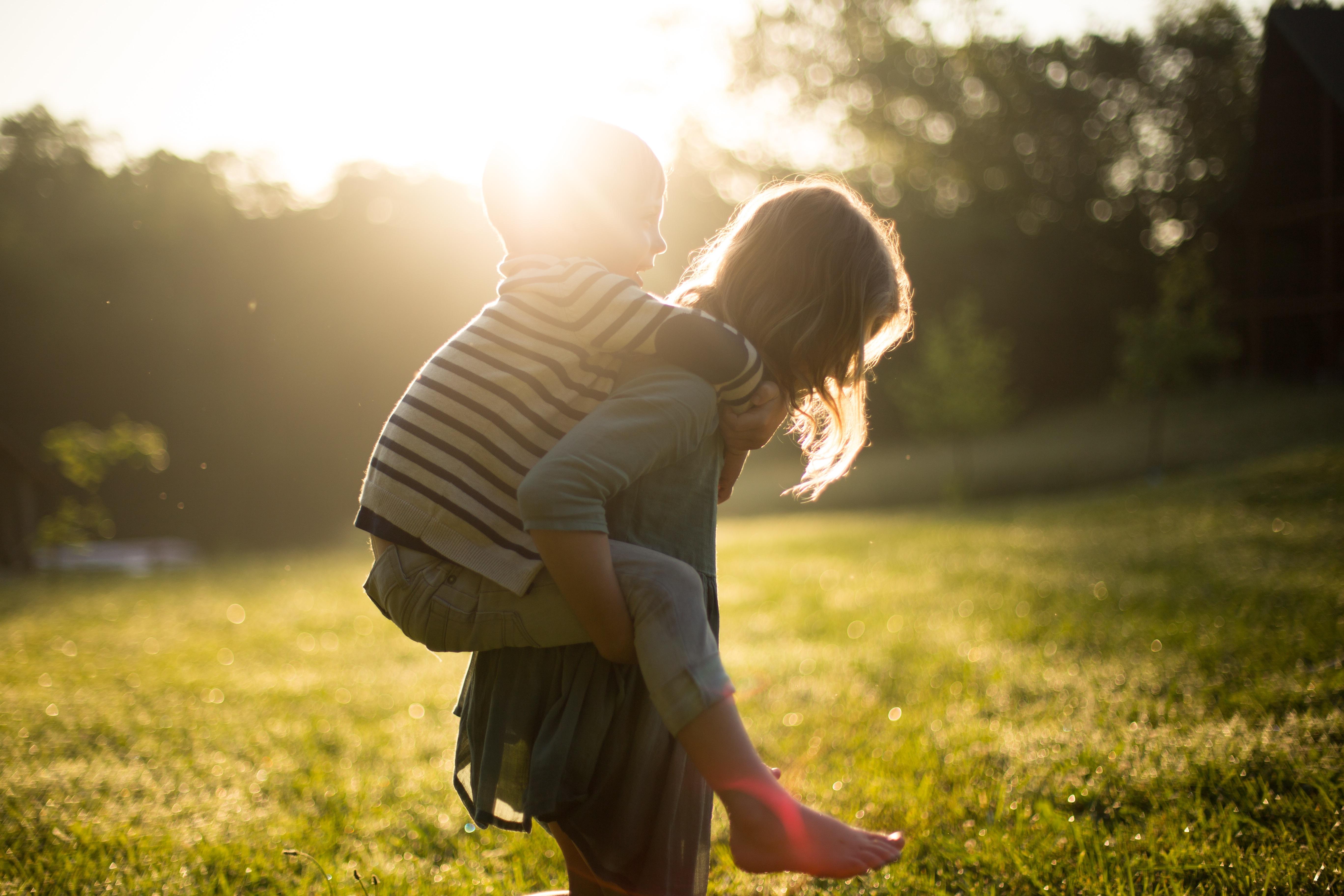 Huérfanos de la Madre Naturaleza